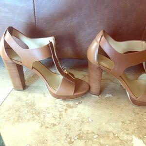 Michael Kors size 8 brand new heels